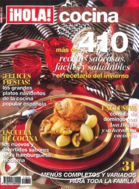 COOKERY  2013 December