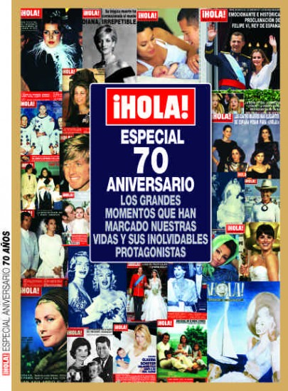 ¡HOLA! 70th ANIVERSARY - Digital