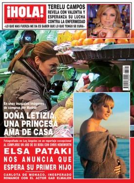 ¡HOLA! 3521 (25/JAN/2012)