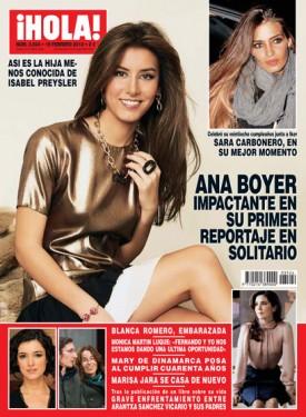 ¡HOLA! 3524 (15/FEB/2012)