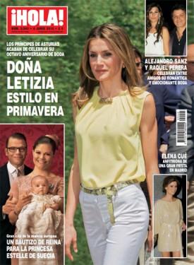 ¡HOLA! 3540 (06/JUN/2012)