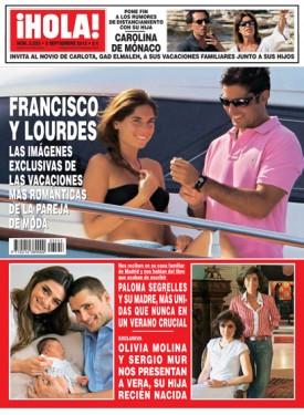 ¡HOLA! 3553 (05/SEP/2012)