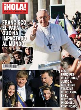 ¡HOLA! 3582  (27/MAR/2013)