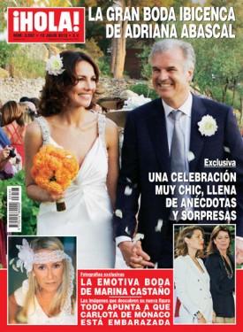 ¡HOLA! 3597  (10/JUL/2013)