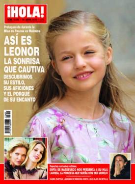 ¡HOLA! 3639  (30/APR/2014)