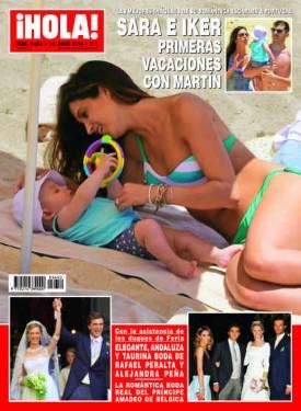 ¡HOLA! 3650  (16/JUL/2014)