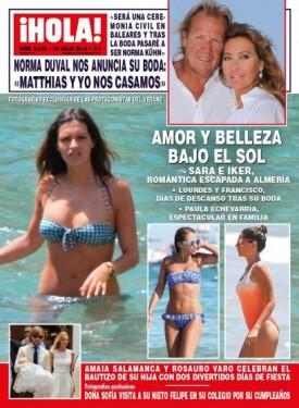 ¡HOLA! 3652  (30/JUL/2014)