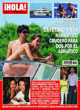 ¡HOLA! 3657  (03/SEP/2014)