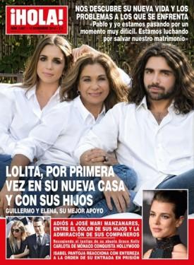 ¡HOLA! 3667  (12/NOV/2014)