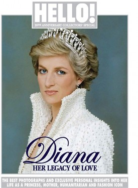 HELLO! - DIANA, HER LEGACY OF LOVE