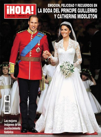 ¡HOLA! Special edition - PRINCE WILLIAM ROYAL WEDDING - Digital