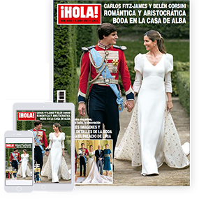 ¡HOLA! - Home delivery + access to digital